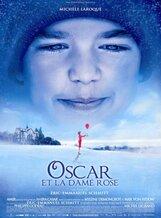 Постер к фильму «Оскар и розовая дама»