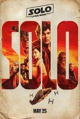 Постер к фильму «Хан Соло: Звёздные Войны. Истории»