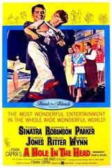Постер к фильму «Дыра в голове»