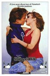 Постер к фильму «Жена бейсболиста»