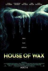 Постер к фильму «Дом восковых фигур»