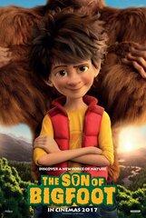 Постер к фильму «Бигфут младший»