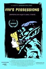 Постер к фильму «Ava's Possessions»