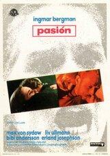 Постер к фильму «Страсть»