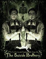Постер к фильму «Долгая и грустная сага о братьях-самоубийцах»