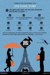 Постер к фильму «1001 грамм»