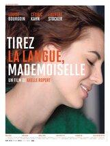 Постер к фильму «Покажите язык, мадемуазель»