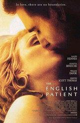 Постер к фильму «Английский пациент»