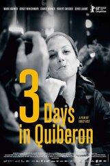 Постер к фильму «3 дня с Роми Шнайдер»