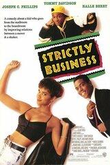 Постер к фильму «Только бизнес»