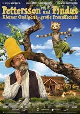 Постер к фильму «Петтерссон и Финдус – Маленький мучитель, большая дружба»