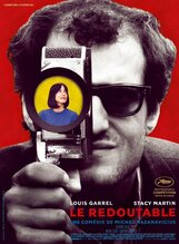 Постер к фильму «Молодой Годар»