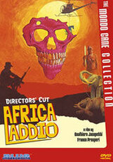 Постер к фильму «Прощай, Африка»