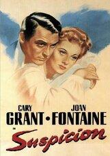 Постер к фильму «Подозрение»