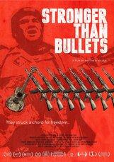 Постер к фильму «Сильнее, чем пули»