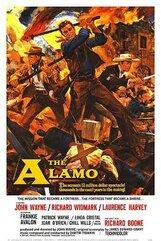 Постер к фильму «Аламо»