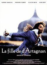 Постер к фильму «Дочь ДАртаньяна»