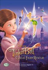 Постер к фильму «Феи: Большое волшебное спасение»