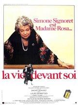 Постер к фильму «Вся жизнь впереди»