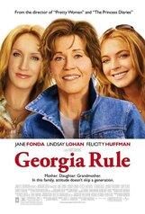 Постер к фильму «Крутая Джорджия»