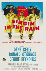 Постер к фильму «Поющие под дождем»