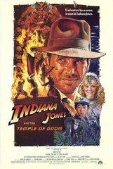 Постер к фильму «Индиана Джонс и Храм судьбы»