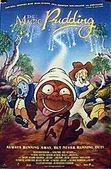 Постер к фильму «Волшебный пудинг»