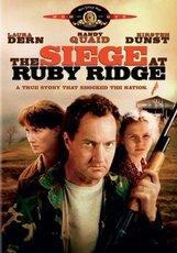 Постер к фильму «Руби Ридж: Американская трагедия»