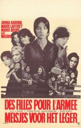 Постер к фильму «Они шли за солдатами»
