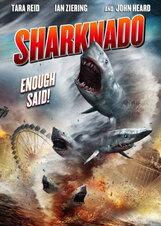 Постер к фильму «Акулий торнадо»