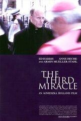 Постер к фильму «Третье чудо»