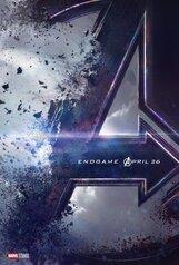 Постер к фильму «Мстители 4: Финал»