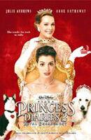 Постер к фильму «Дневники принцессы 2: Как стать королевой»
