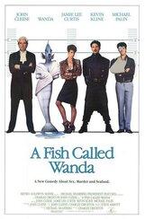 Постер к фильму «Рыбка по имени Ванда»