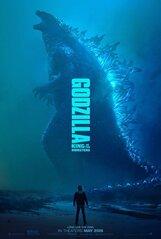 Постер к фильму «Годзилла 2: Король монстров»