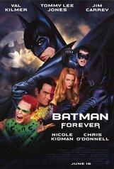 Постер к фильму «Бэтмэн III: Навсегда»