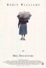 Постер к фильму «Миссис Даутфайр»