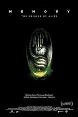 Постер к фильму «Memory: The Origins of Alien»