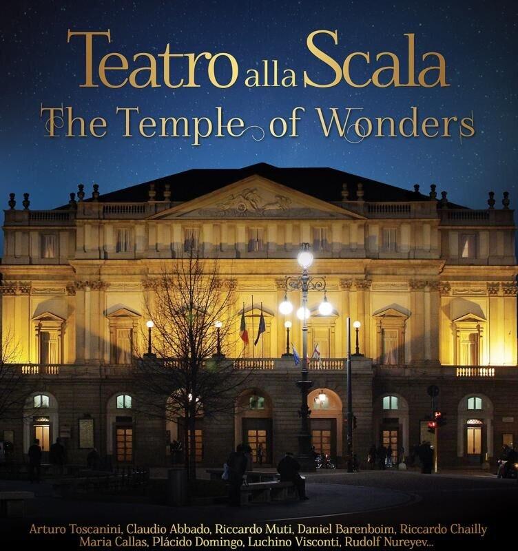 Teatro alla Scala. Храм чудес
