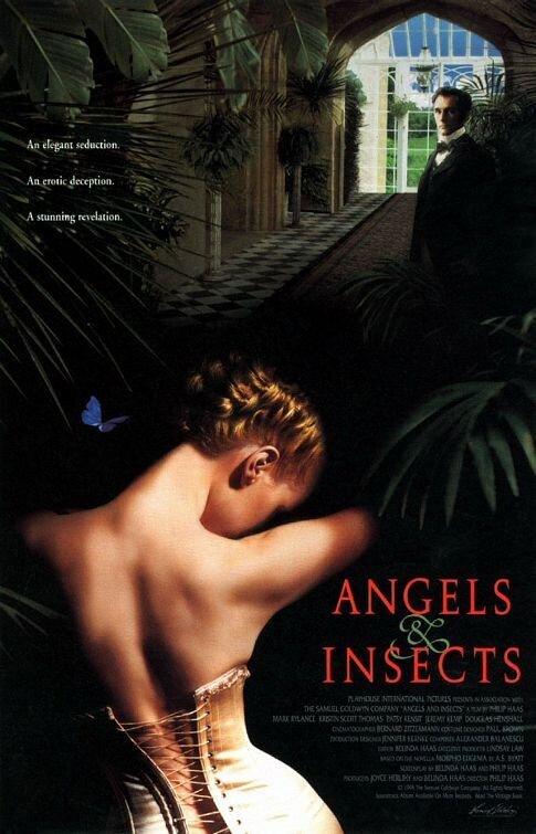 Ангелы и насекомые