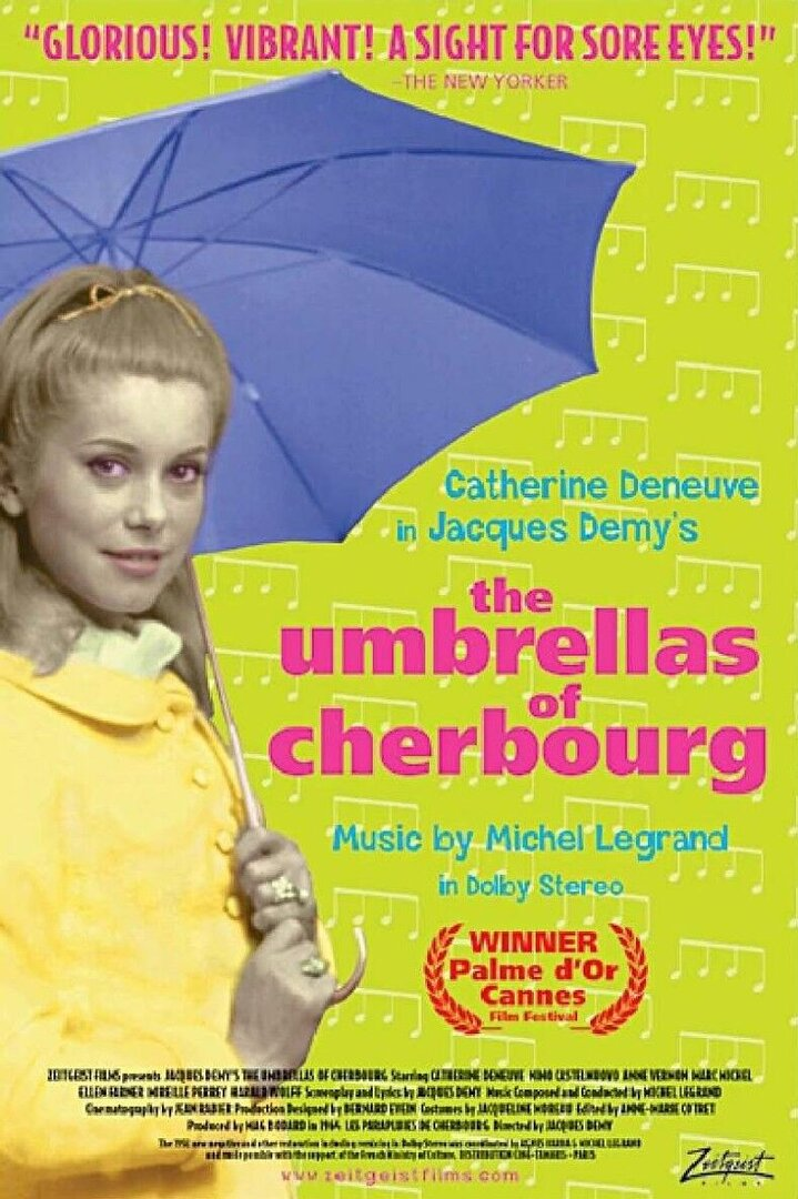 Шербургские зонтики