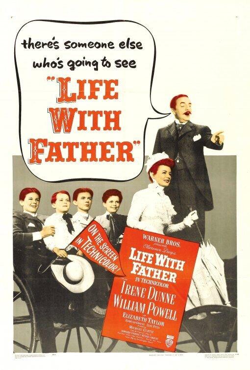 Жизнь с отцом
