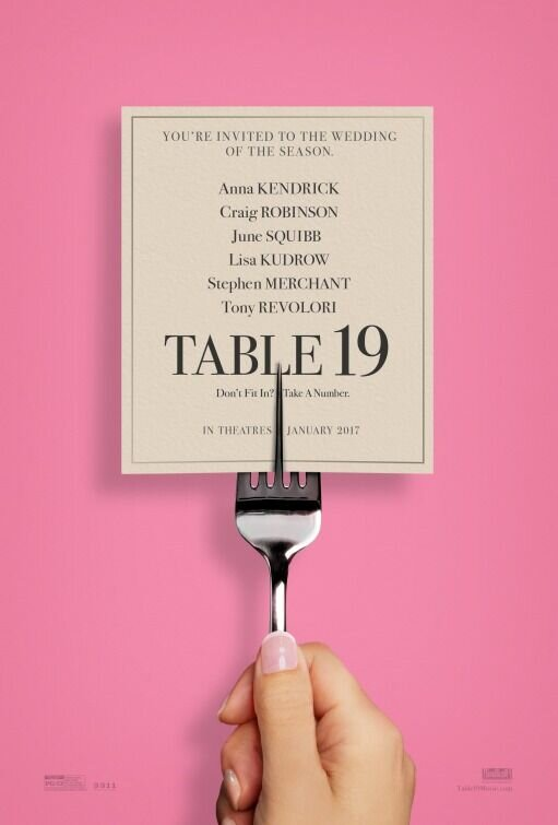 Столик № 19