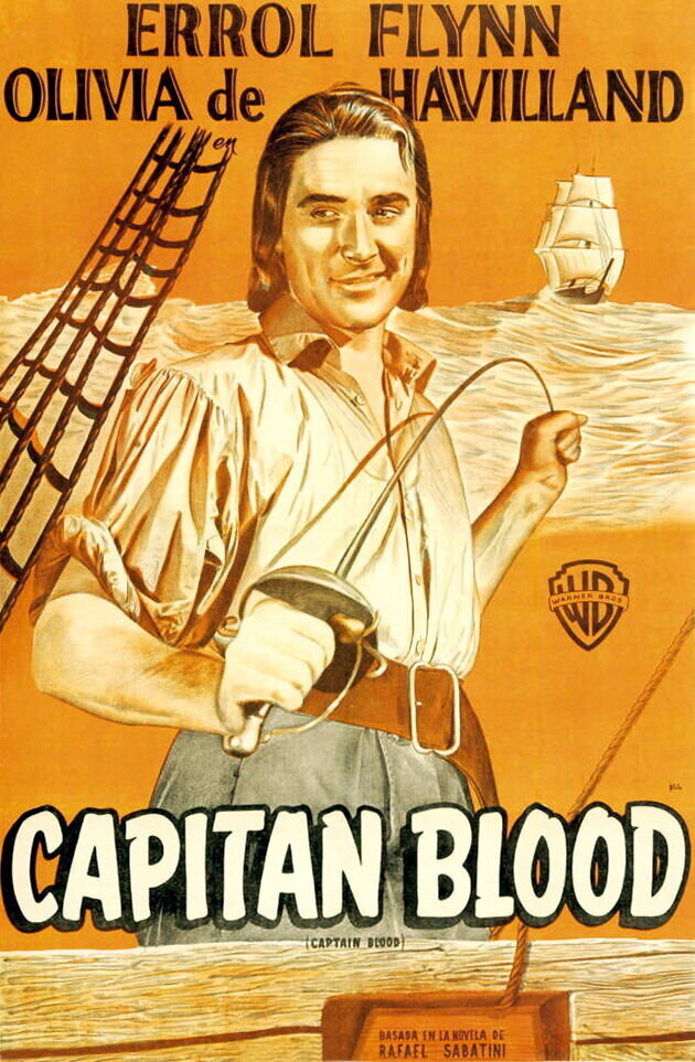 Капитан Блад