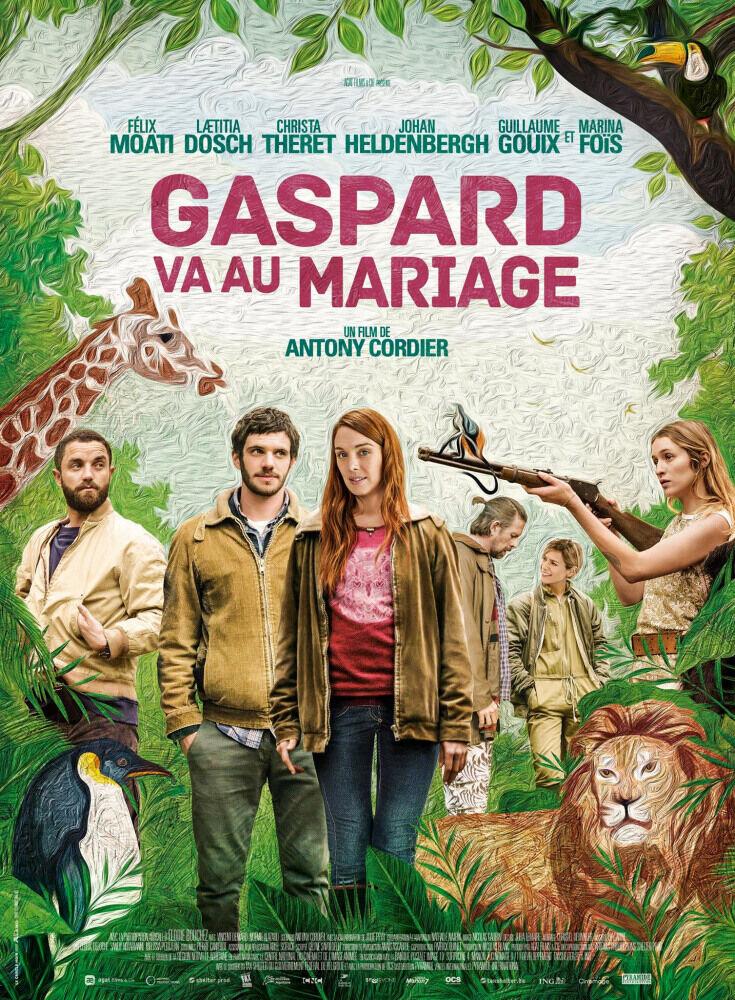 Гаспар едет на свадьбу