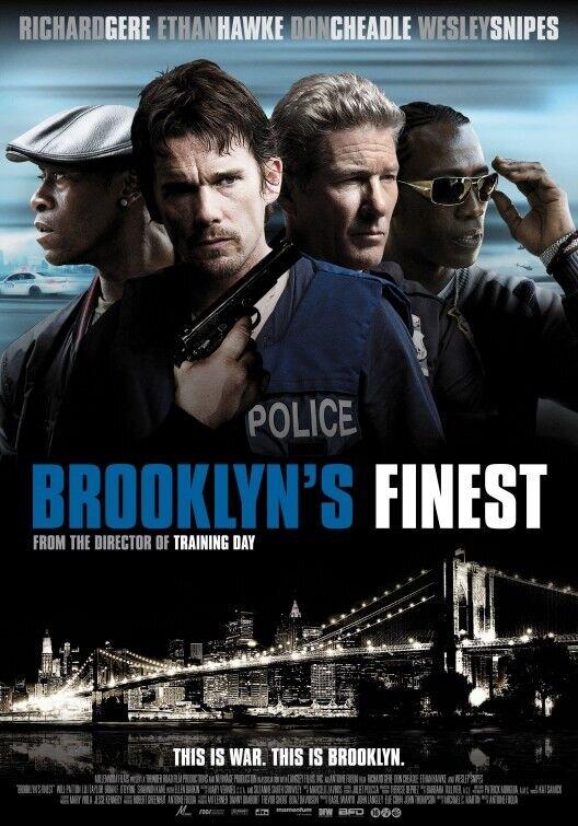 Бруклинские полицейские