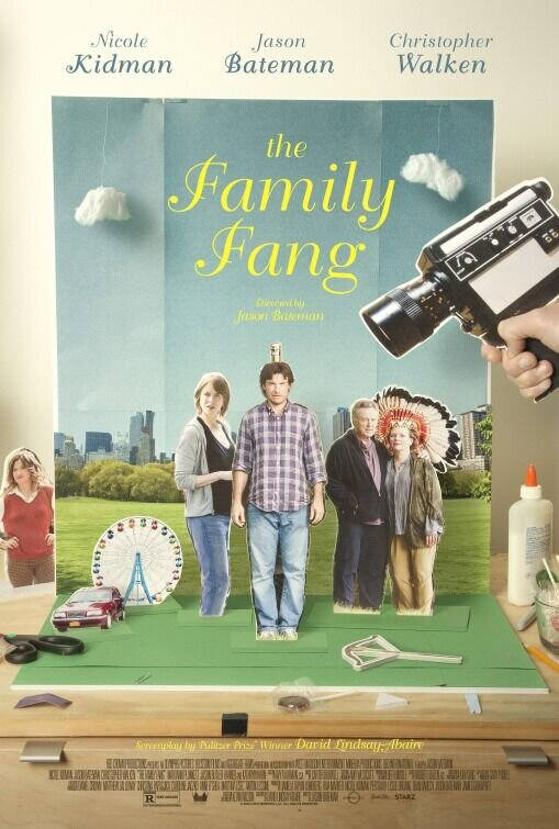 Семейка Фэнг