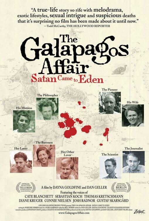 Галапагосское дело: Сатана в раю
