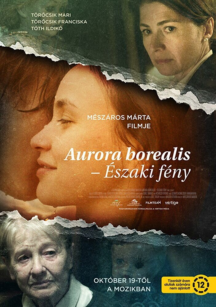 Аврора Бореалис: Северное сияние