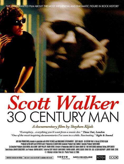Скотт Уокер – человек XXX века